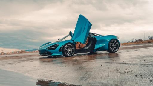 McLaren 720S Spider 2020