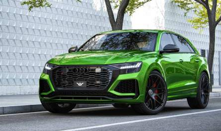 Audi RS Q8 Goliath Wheelsandmore 2020