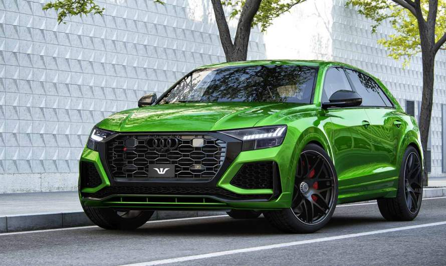 Audi RSQ8 Goliath Wheelsandmore 2020