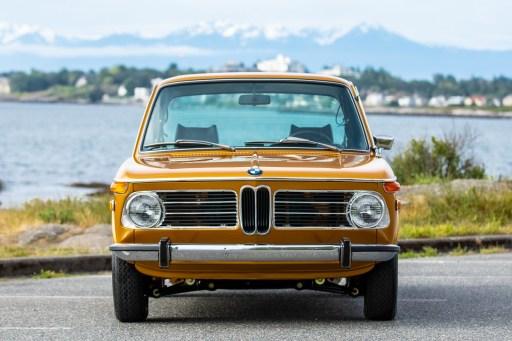 BMW 2002 Tii 1973