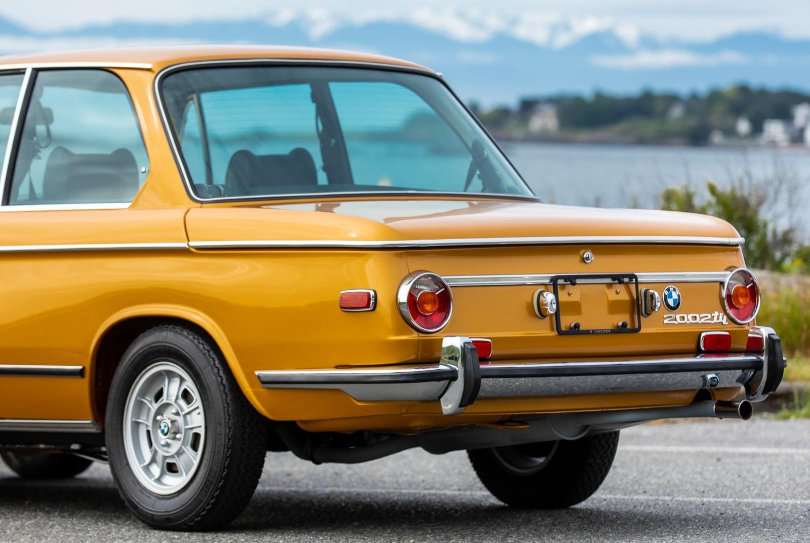 BMW 2002Tii 1973