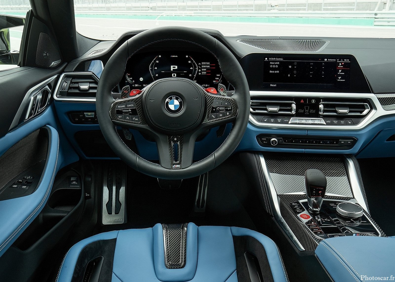 BMW M4 Coupe Competition 2021
