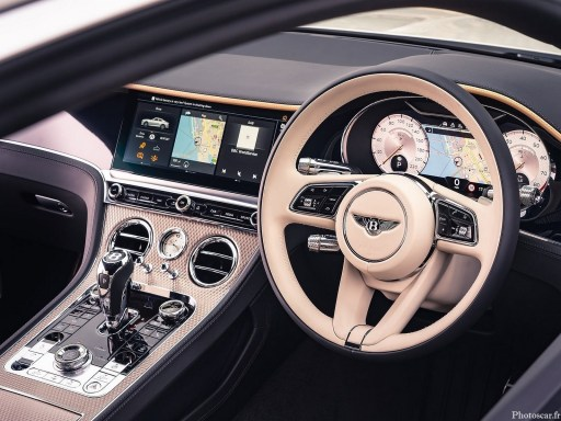 Bentley Continental GT Mulliner 2020