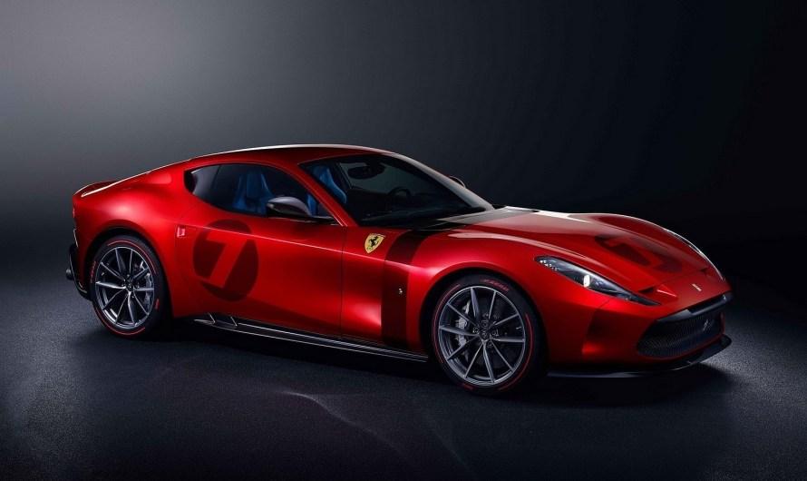 Ferrari Omologata 2020 – La dernière création de la marque Maranello