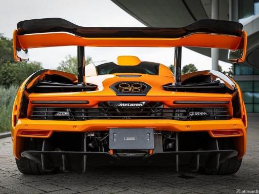 McLaren Senna LM 2020