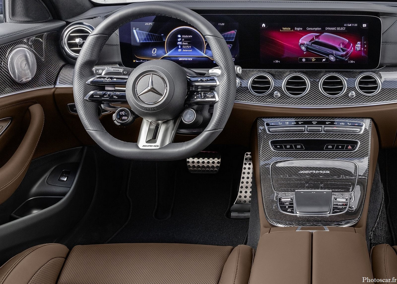 Mercedes AMG E63 S Estate 2021