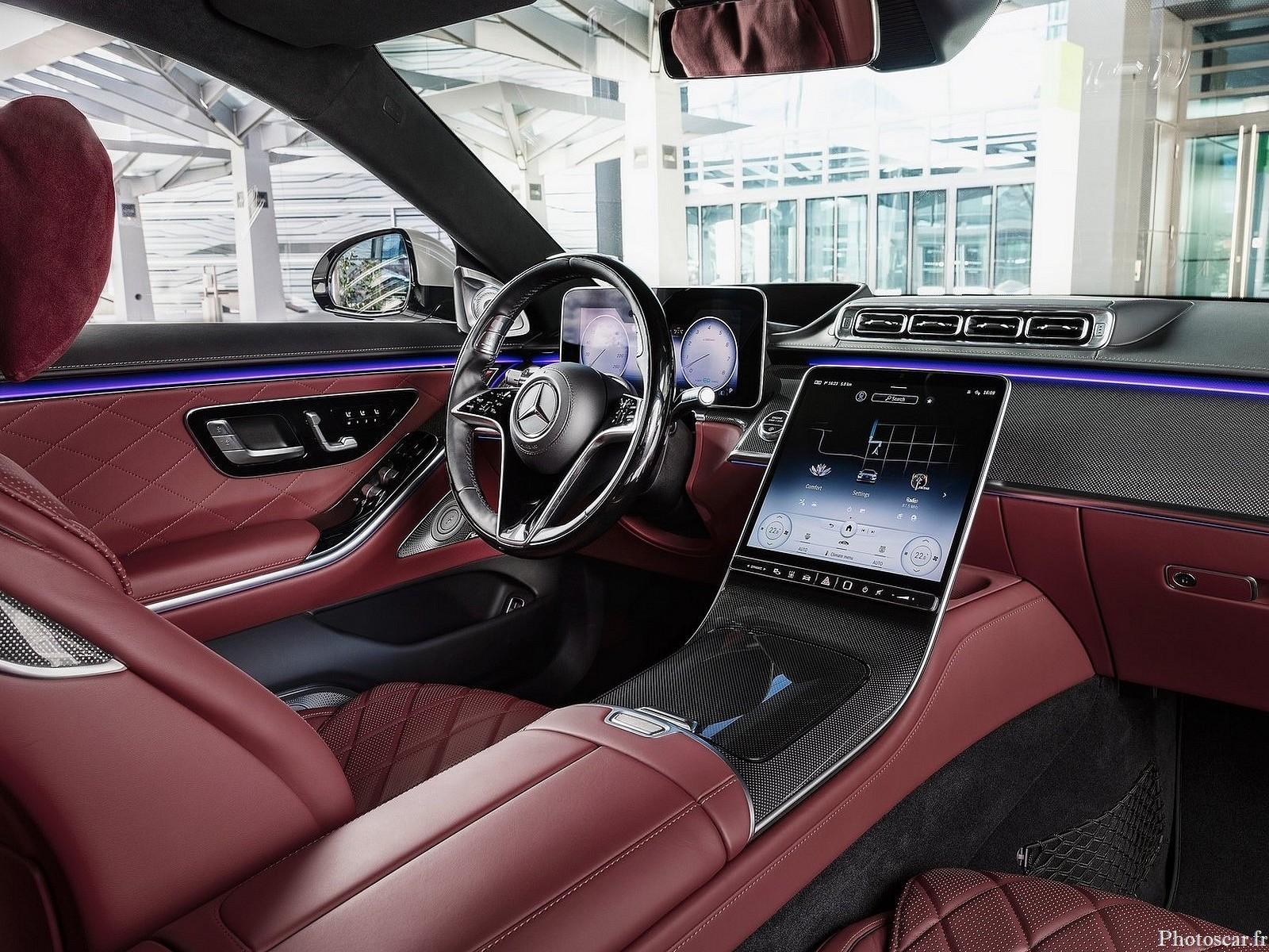 Mercedes Benz Classe S 2021