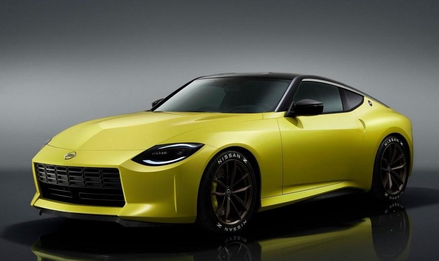 Nissan Z Proto Concept 2020 – Le passé rencontre le futur