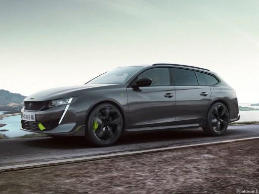 Peugeot 508 PSE 2021