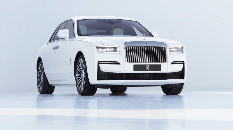 Rolls Royce Ghost 2021