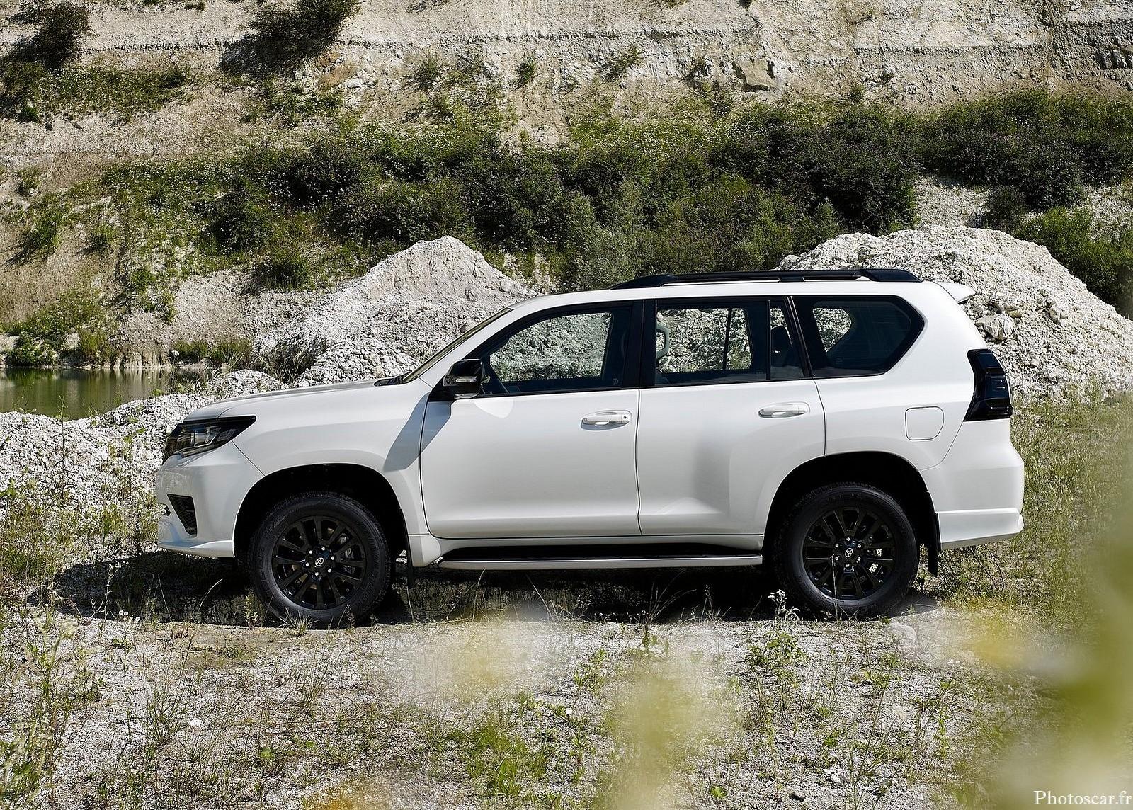 Toyota Land Cruiser 2021