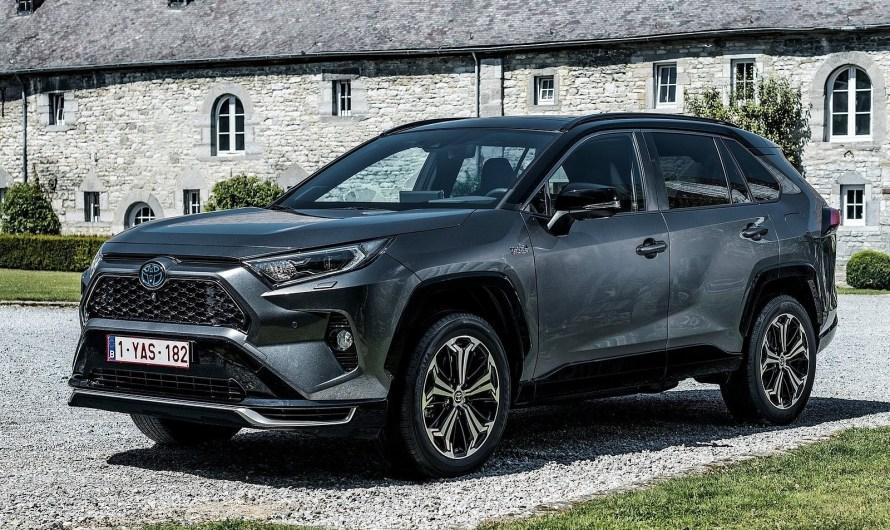 Toyota RAV4 Plug-in Hybride 2021 – Le plus efficace est également le plus rapide
