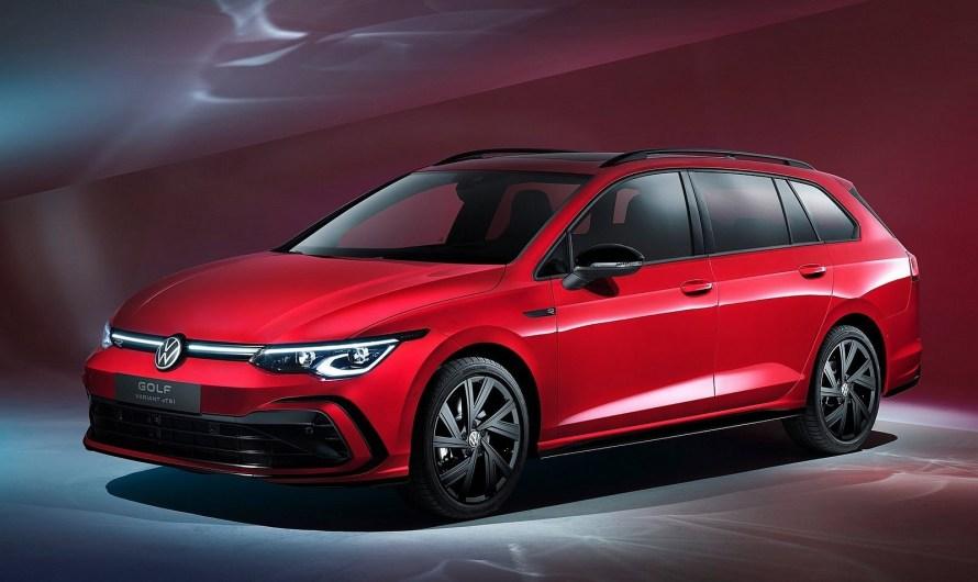 Volkswagen Golf Variant 2021 – Haute performance au format familial
