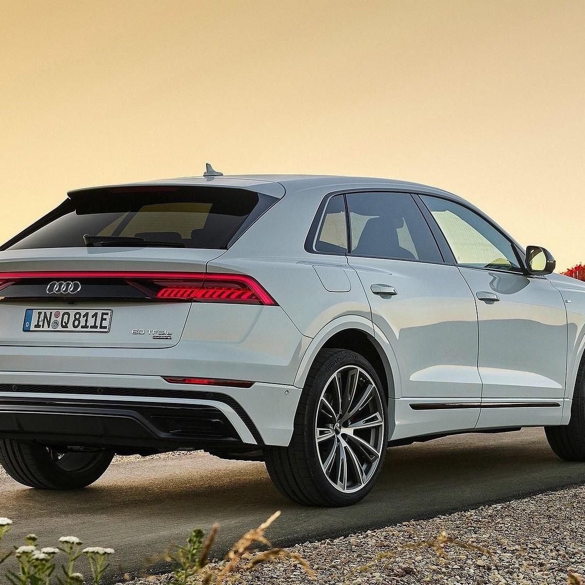 Audi Q8 TFSI e quattro 2021