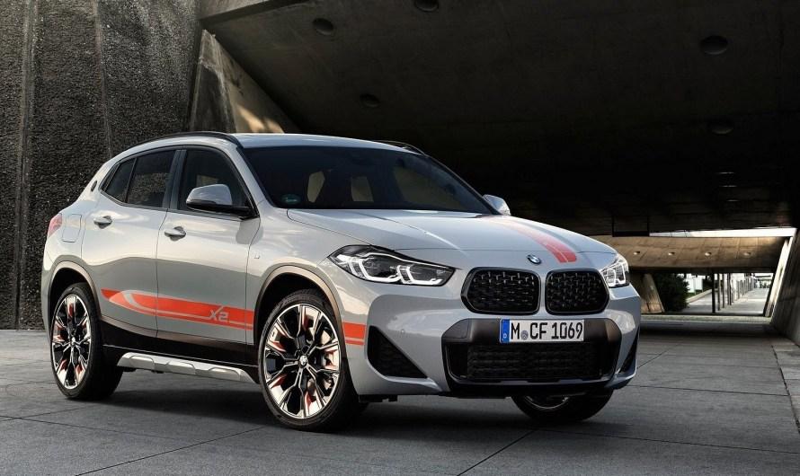 BMW X2 M Mesh Edition 2020 avec de nombreuses technologies innovantes