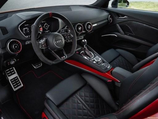 Audi TTS Coupe Competition Plus 2021