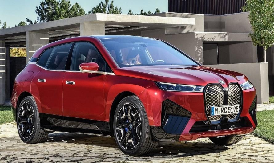 BMW iX 2022 – Il associe un look saisissant et des performances ambitieuses