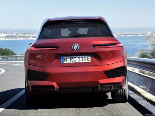 BMW iX 2022