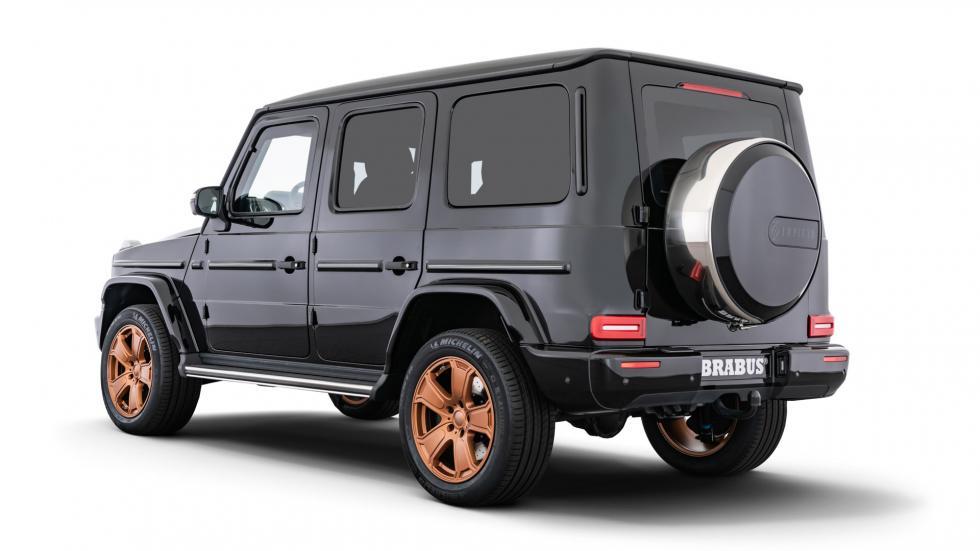 Brabus Invicto Mercedes Classe G 2020