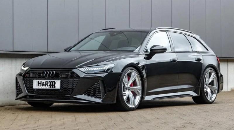 H&R Audi RS 6 Avant 2020