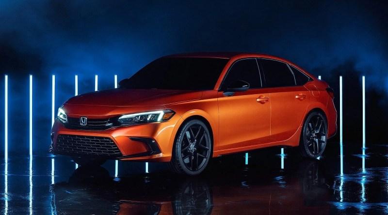 Honda Civic Concept 2020