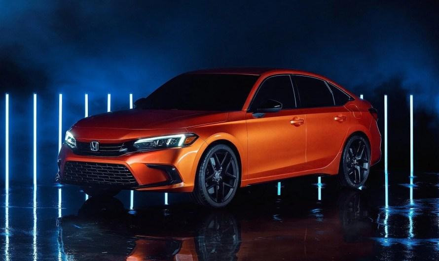 Honda Civic Concept 2020 – Le nouveau visage de la Civic présente un look épuré et sophistiqué