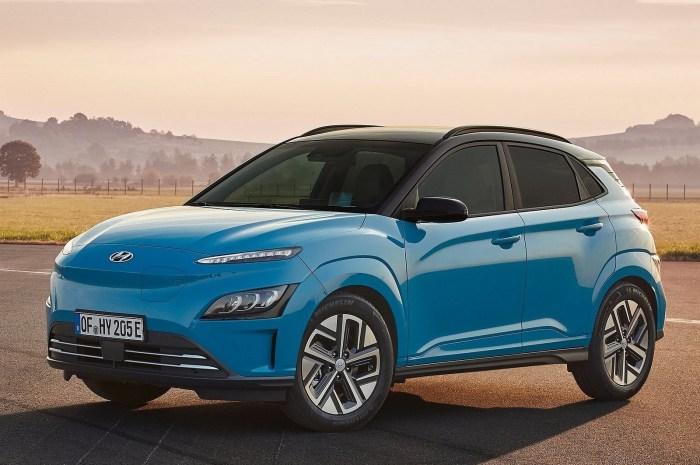 Hyundai Kona Electric 2021 – Ludique, longue autonomie, fantastique garantie standard