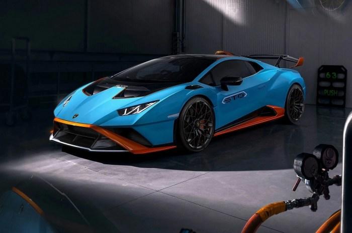 Lamborghini Huracan STO 2021 – Des performances qui donnent le tournis