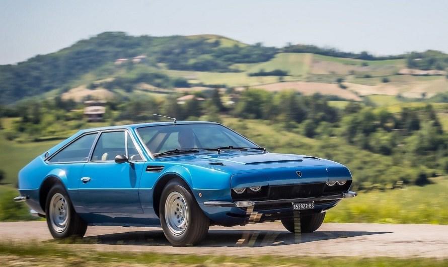 Lamborghini Jarama GT 1970 – Le nom choisi pour cette voiture est lui aussi en rapport avec des taureaux