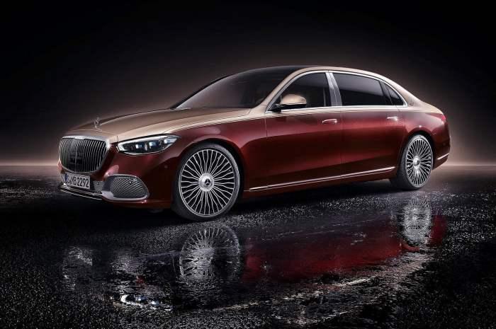 Mercedes Maybach Classe S 2021 – Le summum absolu du luxe Mercedes