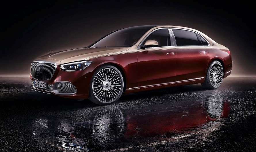 Mercedes Maybach Classe S 2021 – Le summum absolu du luxe Mercedes