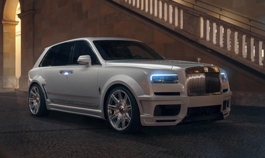 Rolls Royce Cullinan Spofec 2020 – Puissance stabilisée, élargie, améliorée et plus de bruit.