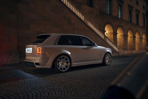 Spofec Rolls Royce Cullinan 2020