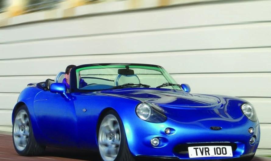 TVR Tamora 2001 – Le roadster ne manque pas de sportivité