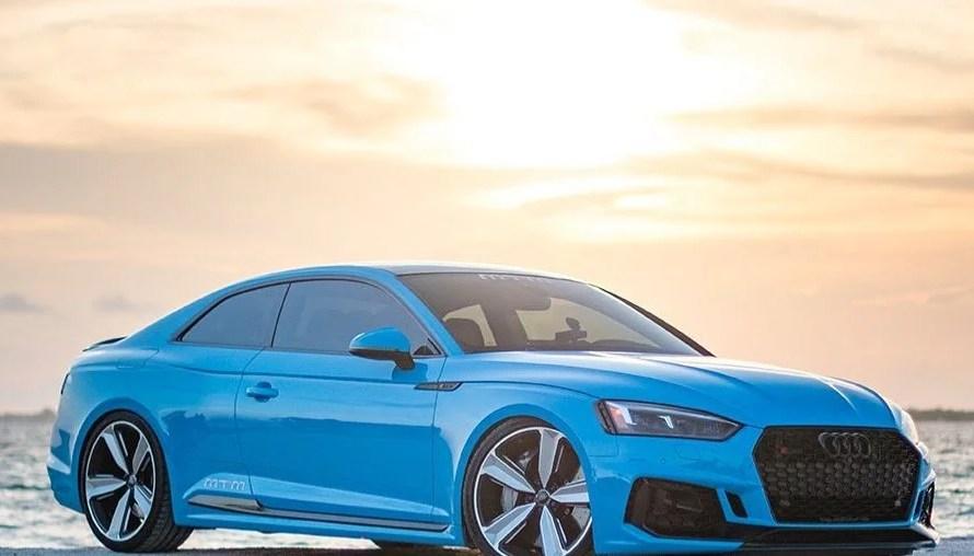 MTM Audi RS5 – Une nette augmentation de puissance moteur