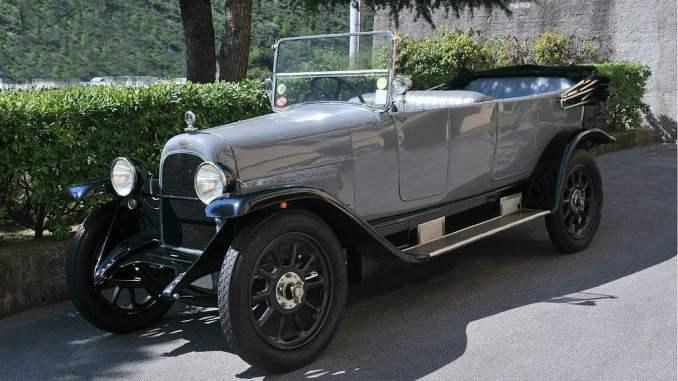 Fiat 510 Torpedo 1923