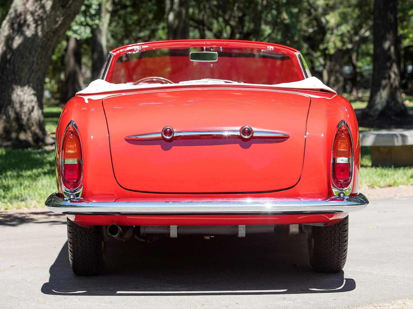 Maserati A6G 2000 Spyder 1956