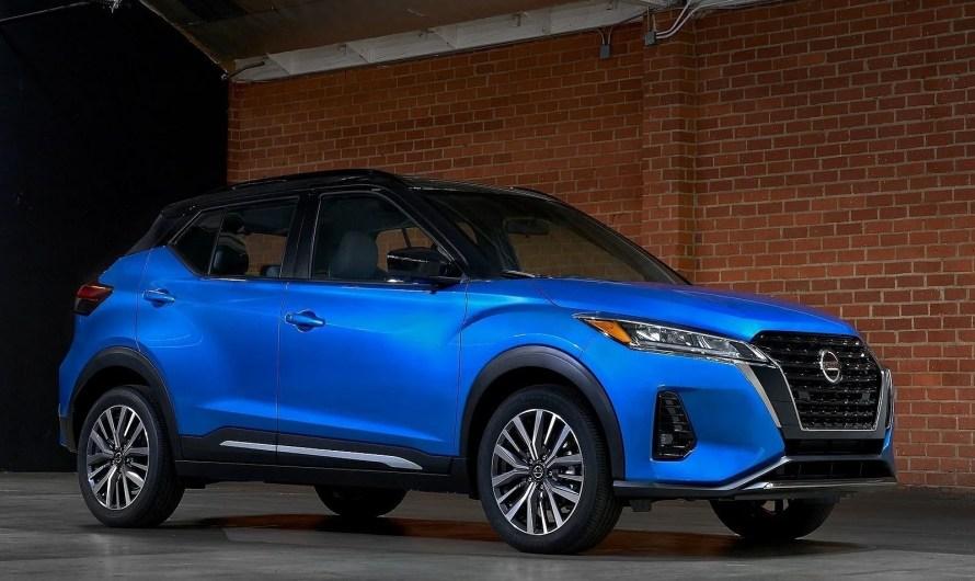 Nissan Kicks 2021 – Un nouveau look et une nouvelle technologie