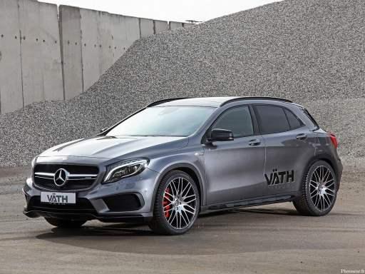 VATH AMG Mercedes GLA 45 4MATIC 2015