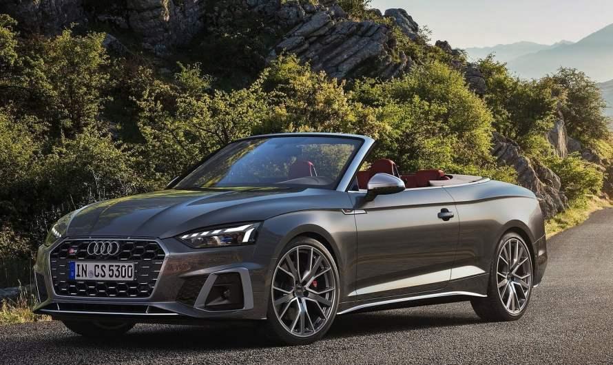 Audi S5 Cabriolet TFSI 2020 – Elle délivre des performances sportives impressionnantes