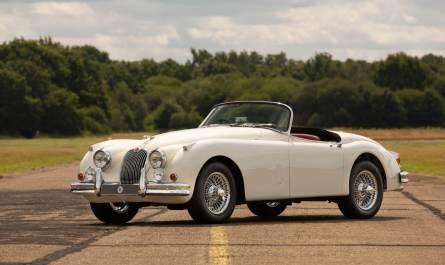 Jaguar XK150 S Roadster 1960