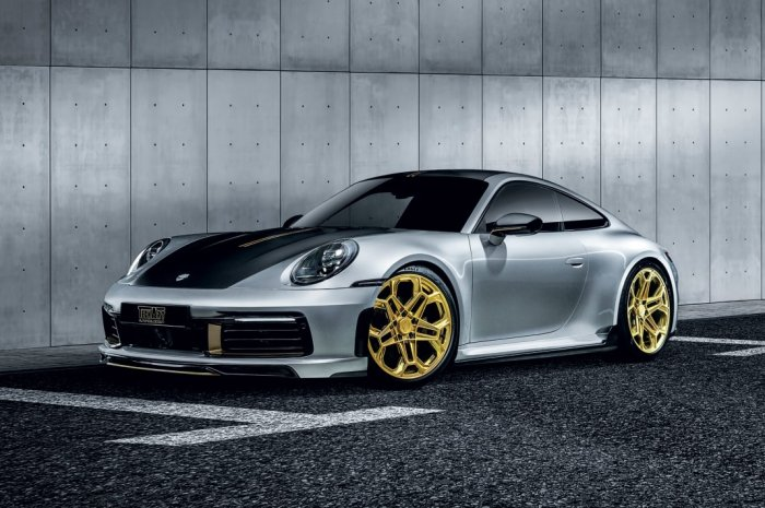 Porsche 992 Carrera 4S TechArt 2021 – Un boost de 60 chevaux supplémentaires