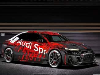 Audi RS3 LMS Racecar 2021