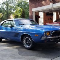 Dodge Challenger Rallye 1972