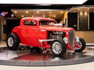 Ford 3 Window Coupe Street Rod 1932