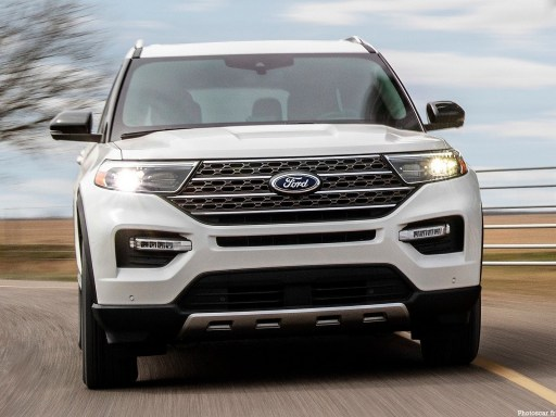 Ford Explorer King Ranch Edition 2021