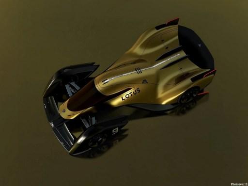 Lotus E-R9 Concept 2021