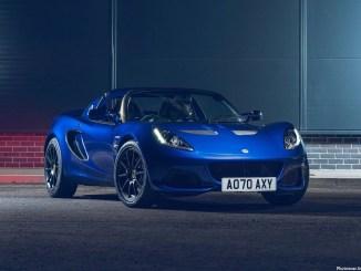 Lotus Elise Sport 240 Final Edition 2021