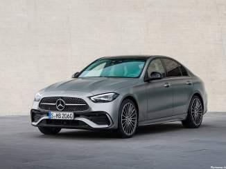 Mercedes Benz Classe C 2022