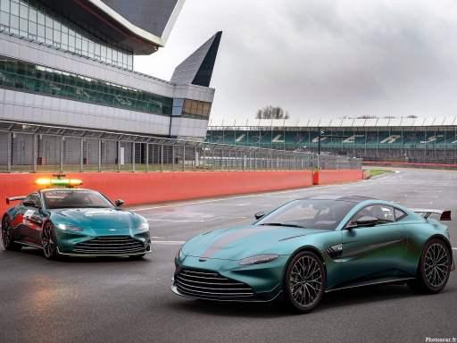 Aston Martin Vantage F1_Edition 2021